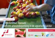 Handreiking 'Werken met mensen met een arbeidsbeperking in de agrarische sector'
