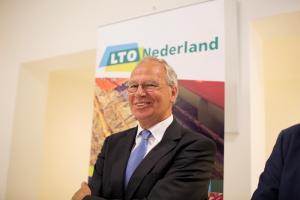 Afscheid Gerard van der Grind LTO Nederland