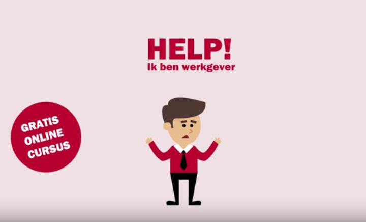 Online cursus 'Help, ik ben werkgever!'